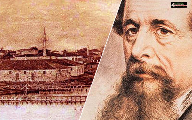 Eто колко години е живял английският писател Чарлз Дикенс в Бургас и как е видял града