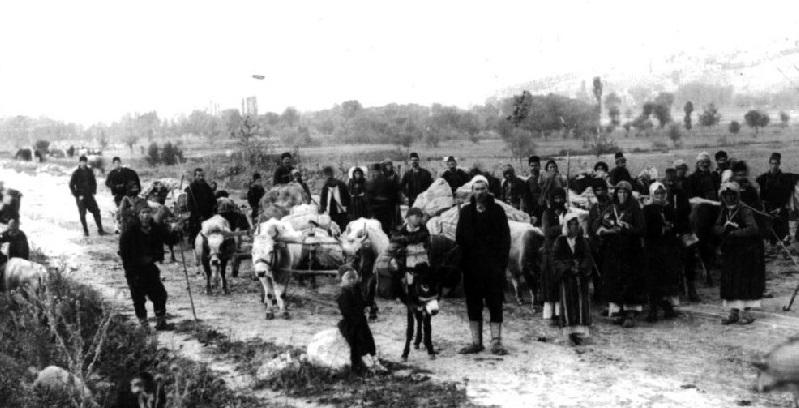 Разорението на тракийските българи – първият геноцид на XX век