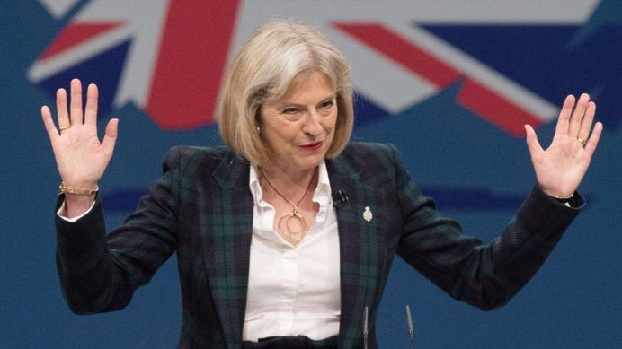 Тереза Мей затваря Великобритания за европейци от другата седмица