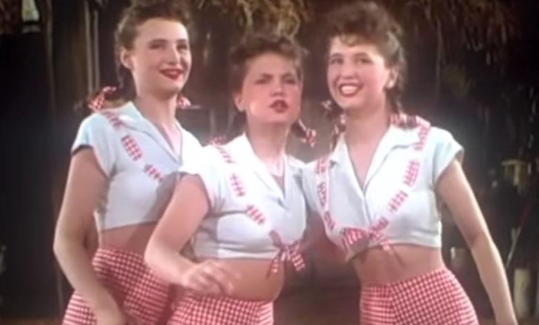 Изгубено видео от 1944 г. смая света