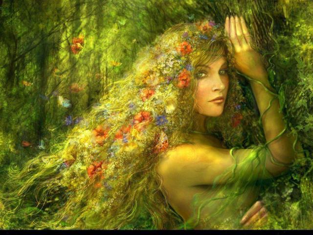 Изключително точен хороскоп! Какво цвете е жената според рождения й ден?