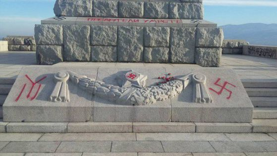 "Москва се разгневи заради изрисуването на паметника ""Альоша"""