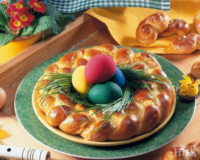 СВЕТЪЛ ПРАЗНИК! На Великден празнуват тези красиви имена! Честито!