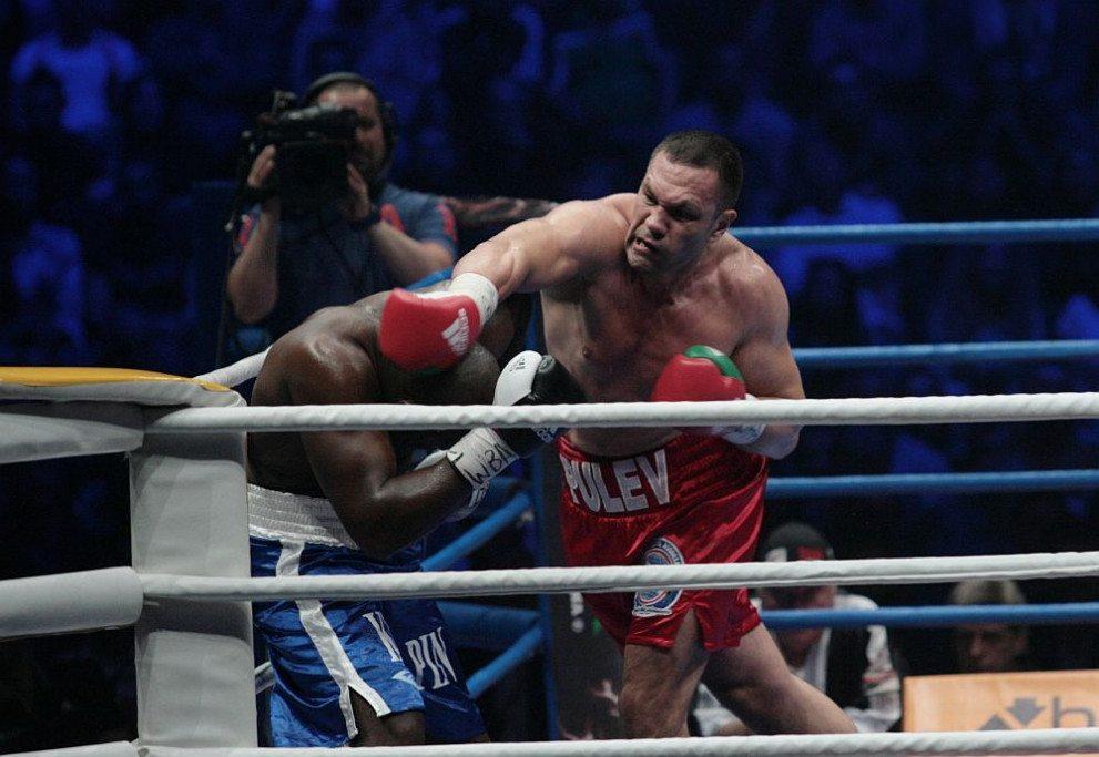 Кубрат Пулев победи Джонсън пред екзалтирана публика в София (СНИМКИ)