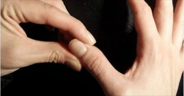 НЕВЕРОЯТНО! Натиснете тази точка на ръката само за една минута, и вижте какво ще се случи!