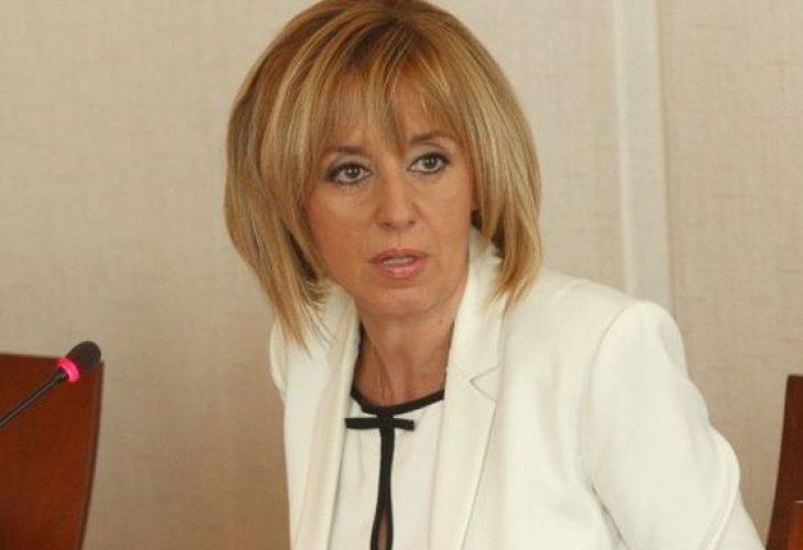 """Мая Манолова бясна на """"Топлофикация"""": Докога столичани ще ги спонсорират?"""