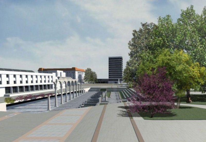 Възстановяват автентичен римски площад в Пловдив