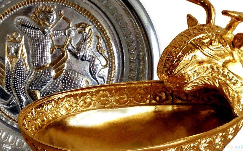 10-те най-известни съкровища, откривани в България