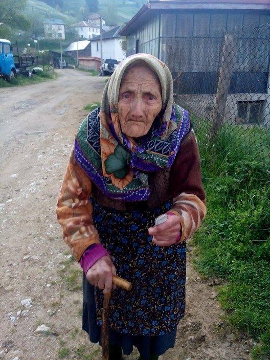 Родопчанката баба Китка на 105 години