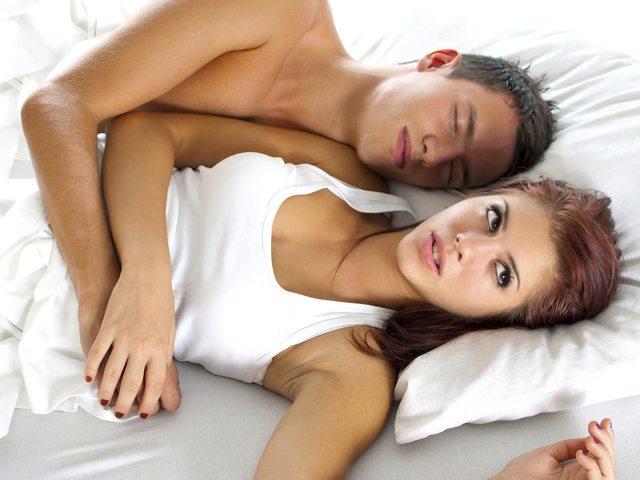 Как е жената Рак в леглото?