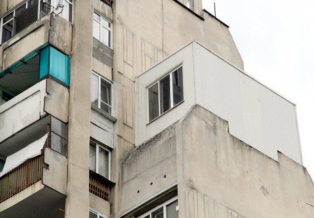 Фургонът на 9-ия етаж оцеля в съда