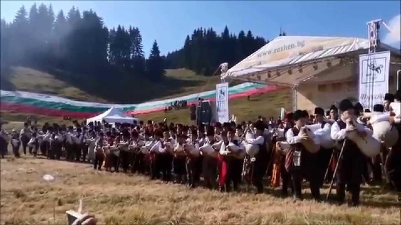Изпълнението на РОЖЕНСКИТЕ ГАЙДАРИ изуми и развълнува цяла България! Насладете се ИЗВЪНЗЕМНИЯ ЗВУК! (ВИДЕО)