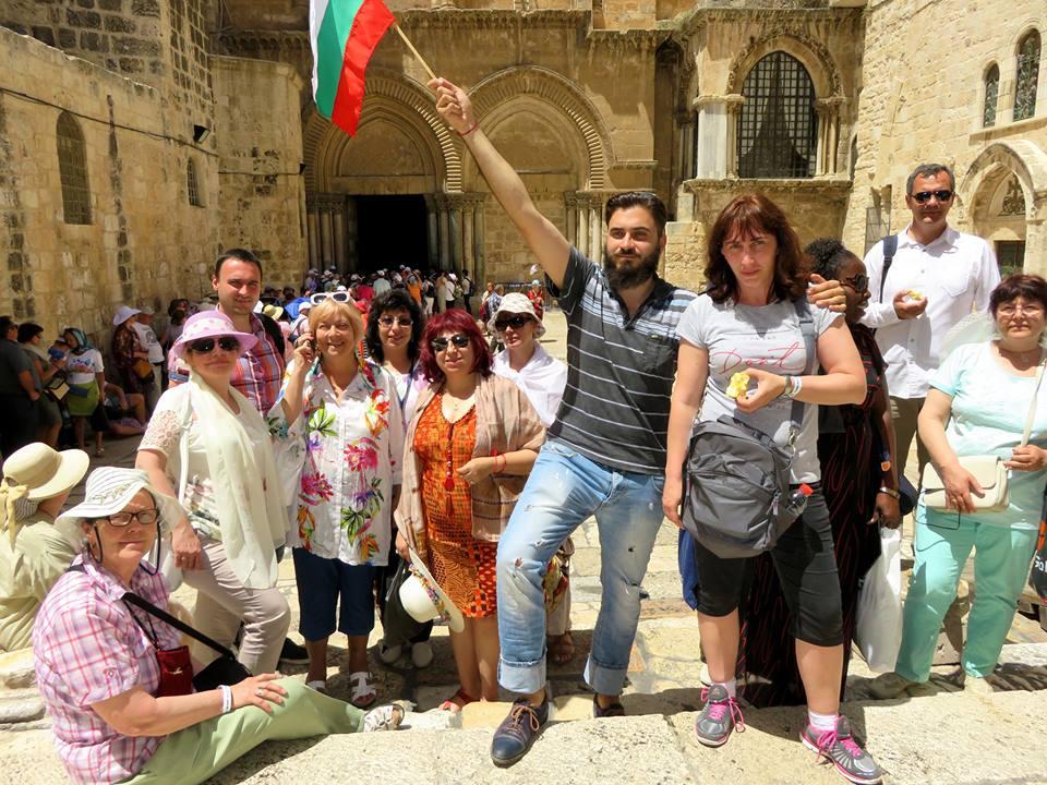Българите в Израел се преклониха пред Ботев и Левски