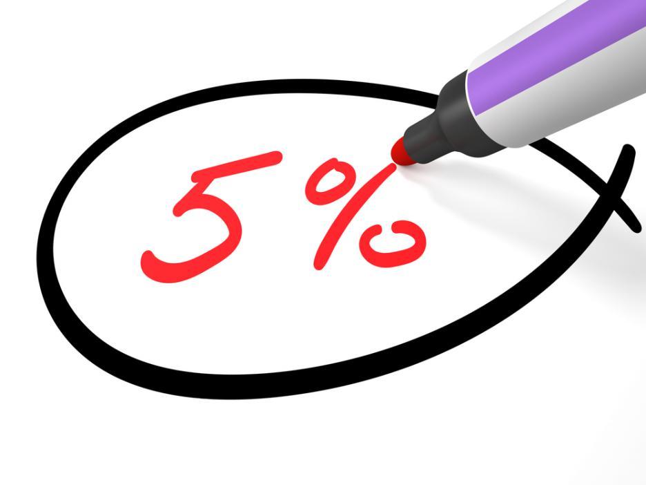 Стадно чувство или законът на 5-те процента