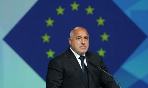 Борисов: Приемането на еврото е задължително