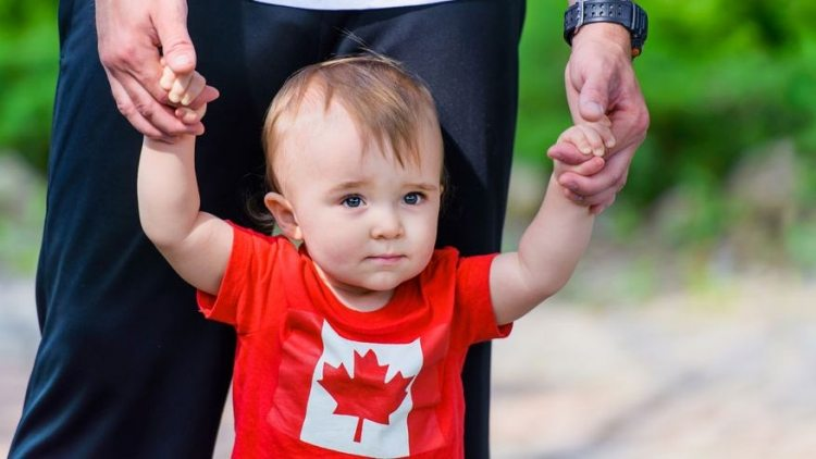 Как канадците отглеждат децата си