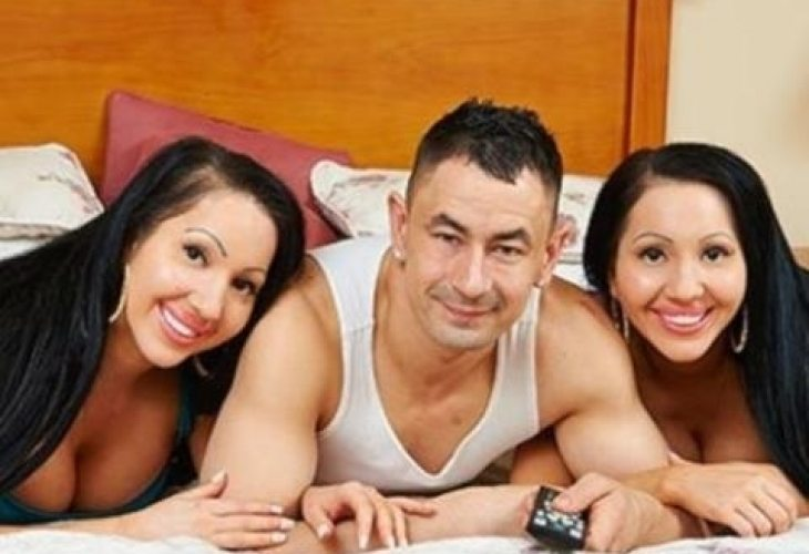 Близначки с пищен бюст шокираха всички, искат да забременеят едновременно от един и същи мъж (СНИМКИ)