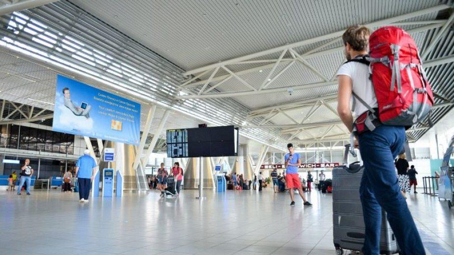 Летище София е най-бързо развиващото се в Европа