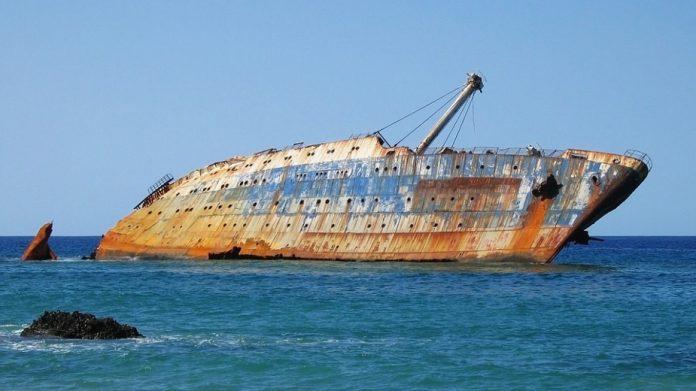Откриха 4 тона злато в потънал нацистки кораб