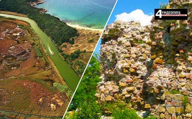 В джунглата на Ропотамо откриха напълно неизвестна на науката крепост