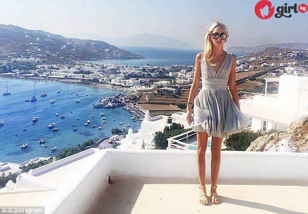 Вижте как живее принцесата на Гърция (снимки)