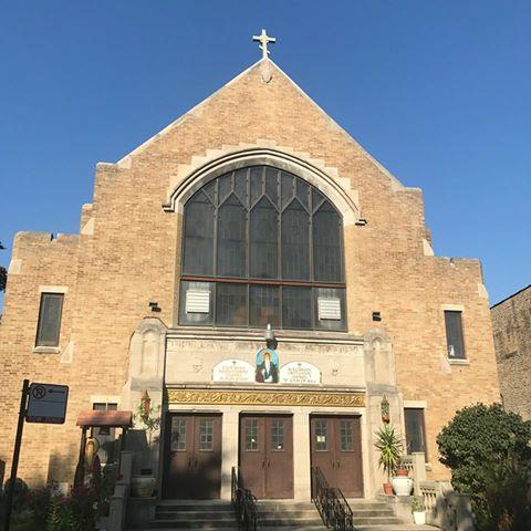 """Храмът """"Св. Иван Рилски"""" в Чикаго с нов кръст"""
