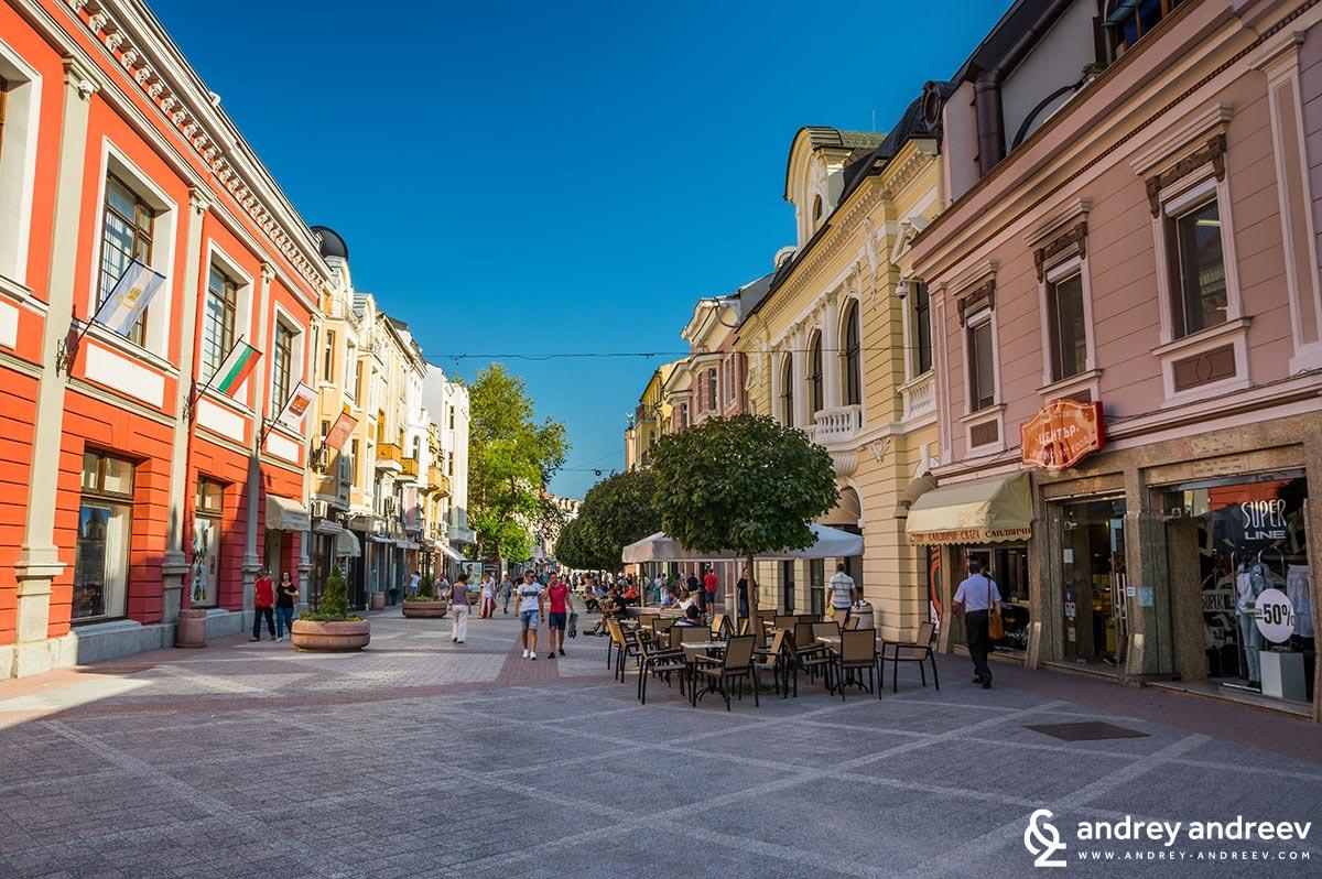 Петте най-пловдивски места в Пловдив