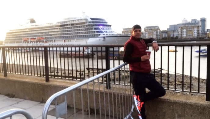 Българин със смело сърце се превръща в герой в Англия (видео)