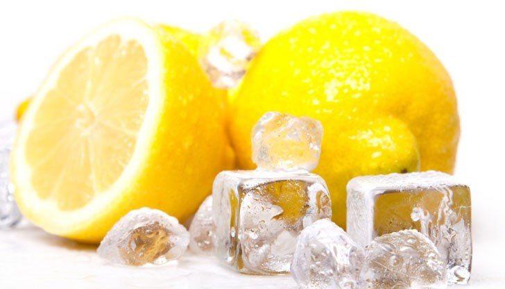 Замразен лимон убива раковите клетки?