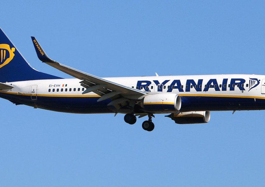 """Екшън на Станстед! Изтребители спасяват самолет на """"Райнеър"""""""
