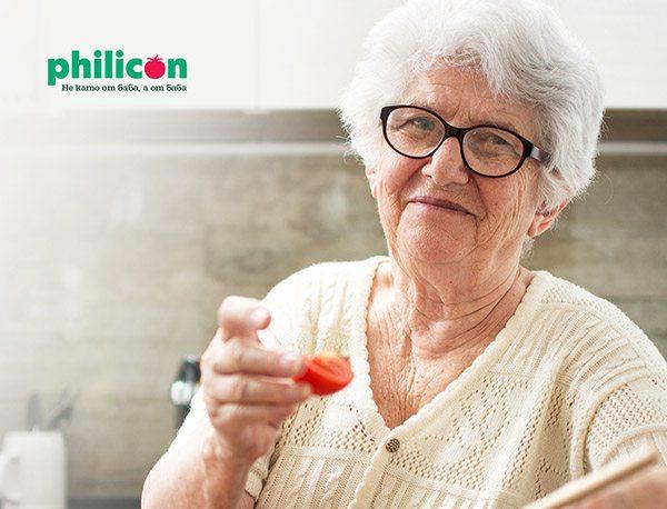 От баба е най-вкусно: Philicon дава работа на жени в пенсионна възраст