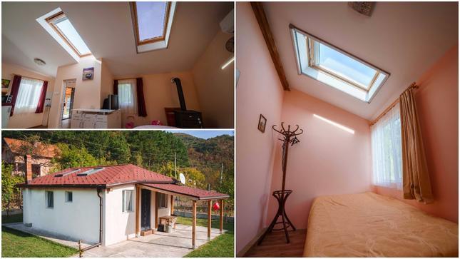 Нов живот за старата къща на село (СНИМКИ)