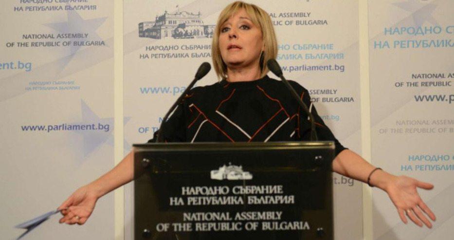 Манолова не се дава за неизплатените заплати – внесе писма до лидерите на ПГ