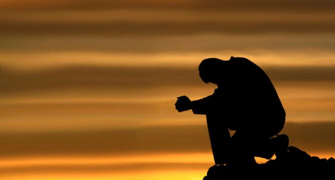 Молитва за душевен мир и спокойствие