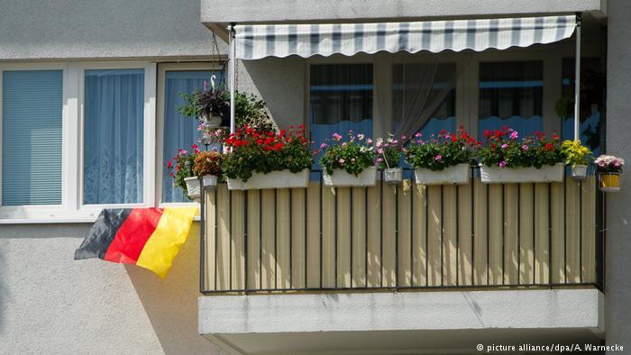 В Германия си имат правила за всичко. Даже и за това: