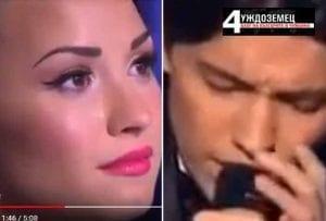Песен на Кирилица (Българица) разплака американци и англичани