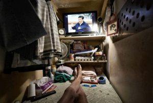 Домовете ковчези на Хонг Конг